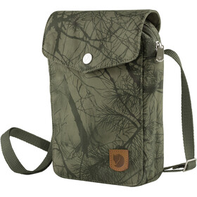 Fjällräven Greenland Pocket, green camo